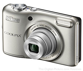 Nikon COOLPIX L28 Digital Camera - $59.00 Shipped (Compare at $86.95)