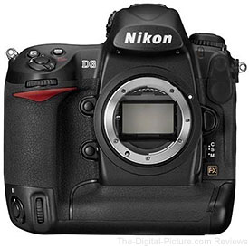 Refurbished Nikon D3 DSLR Camera - $2,499.00 Shipped