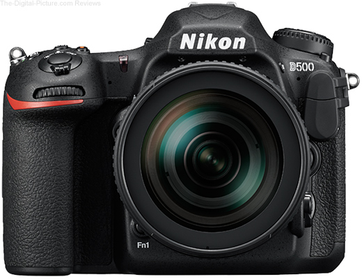 Nikon Announces D500, Its New DX-Format King