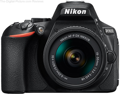 Nikon Announces D5600 with SnapBridge Wireless Sharing