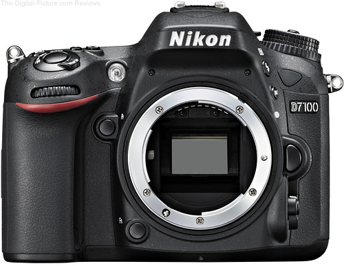 Nikon D7100 DSLR with 18-55mm Lens - $879.99 Shipped (Compare at $1,096.95 Body-Only)