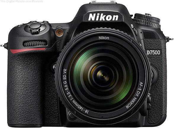 Nikon Announces D7500