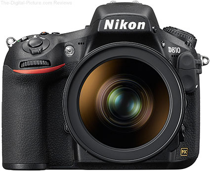 Nikon Announces D810 DSLR Camera