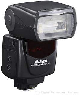 Refurbished Nikon SB-700 Speedlight Flash - $259.00 Shipped (Compare at $326.95 New)