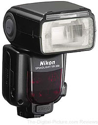 Refurbished Nikon SB-900 Speedlight - $364.95 Shipped