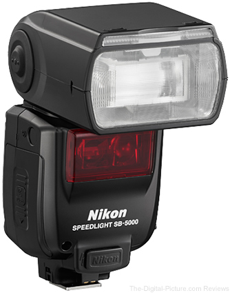Nikon Brings Radio Control to Speedlights with SB-5000