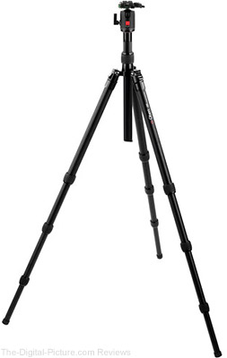 Oben AT-3471 Aluminum Travel Tripod with BA-126T Ball Head - $134.95 Shipped (Reg. $179.95)