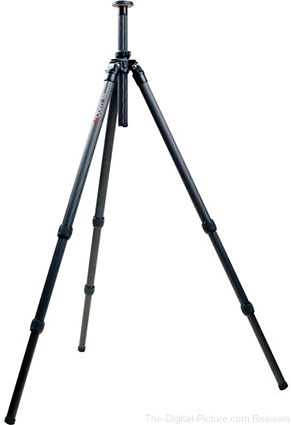 Oben CT-2391 3-Section Carbon Fiber Tripod Legs