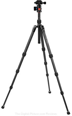 Oben CT-3431 Carbon Tripod With BE-108T Ball Head