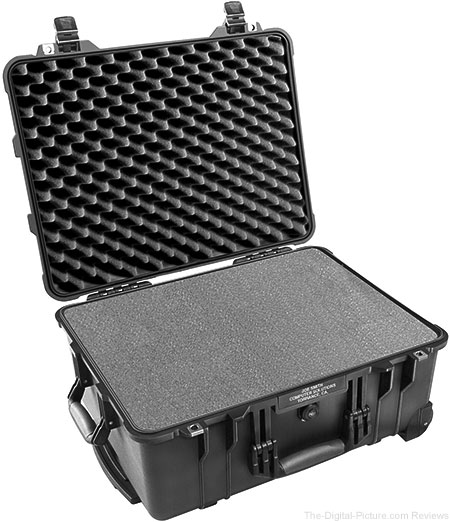 Prime Day Lightning Deal: Pelican 1560 Case with Foam - $134.99 Shipped (Compare at $169.95)
