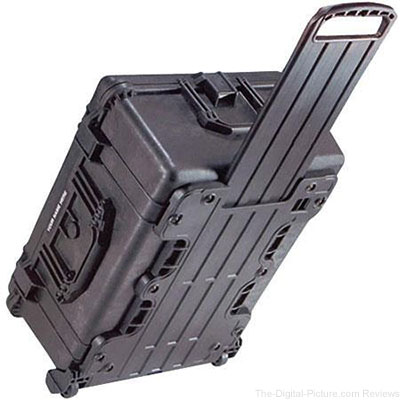 Pelican 1610 Watertight Hard Case with Dividers & Wheels - $199.95 Shipped (Reg. $249.95)