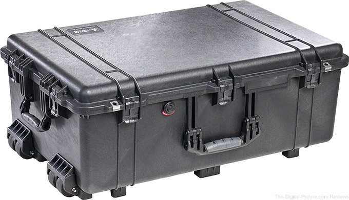 Select Pelican Cases Featured as Amazon's Gold Box Deal of the Day