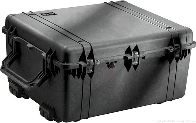 Amazon Prime Day Deal: Pelican 1690 Case with Foam - $278.99 Shipped (Compare at $349.95)