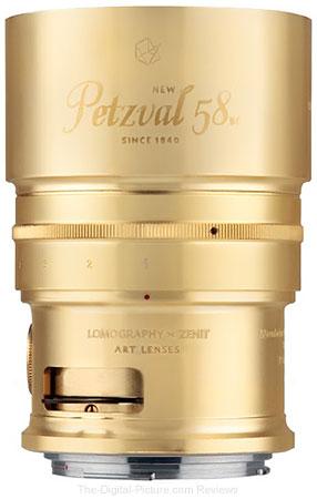 Petzval 58 Bokeh Control Art Lens