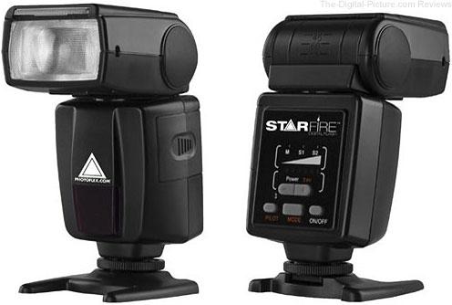 Photoflex StarFire Digital Flash - $39.95 Shipped (Reg. $135.95)