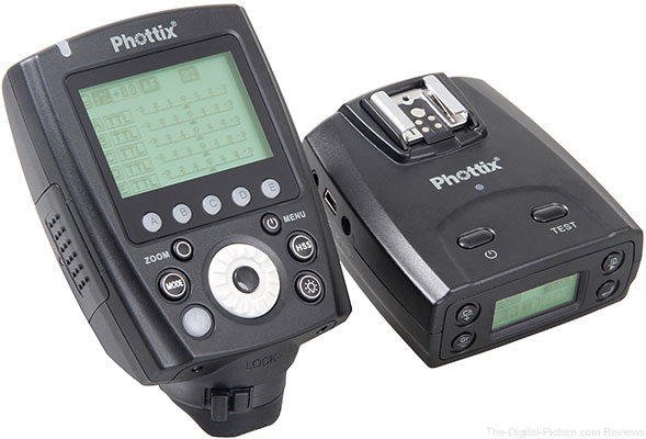 Now Available: Phottix Odin II TTL Flash Trigger
