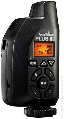 PocketWizard Plus III Firmware 1.200 Update Available
