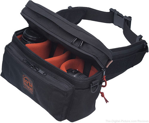 Porta Brace HIP-3LENS Hip-Pack Lens Case - $59.95 Shipped (Reg. $129.95)