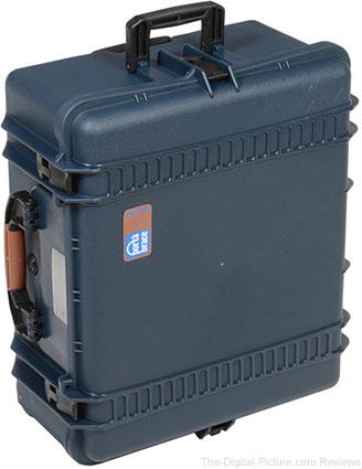 Porta Brace PB-2750F Hard Case with Foam Interior (Blue) - $179.00 Shipped (Reg. $245.00)