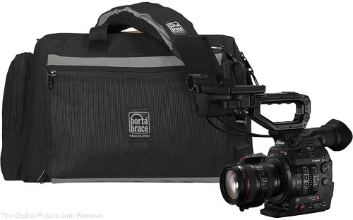 Porta Brace Soft Case for Assembled Cine-Style Camera (Black) - $169.95 Shipped (Compare at $249.95)