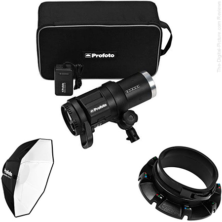 Profoto B1 500 AirTTL Battery Powered Monolight Flash Bundle - $2,095.00 Shipped (Reg. $2,373.00)