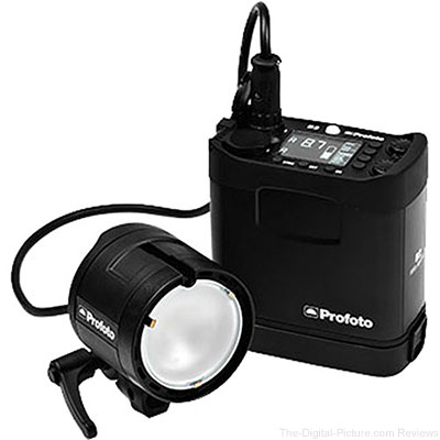 Profoto B2 To-Go Kit for $300.00 Off + Extra Battery