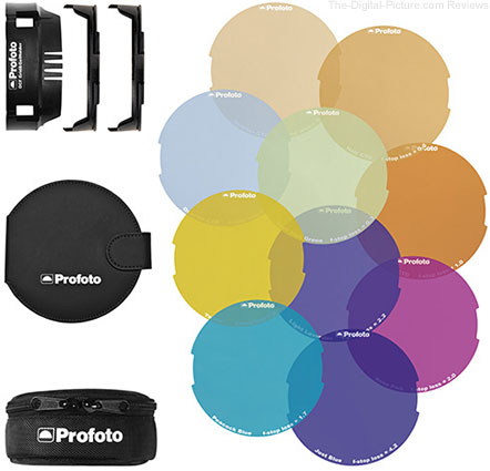 Profoto Introduces a Splash of Color with OCF Gels