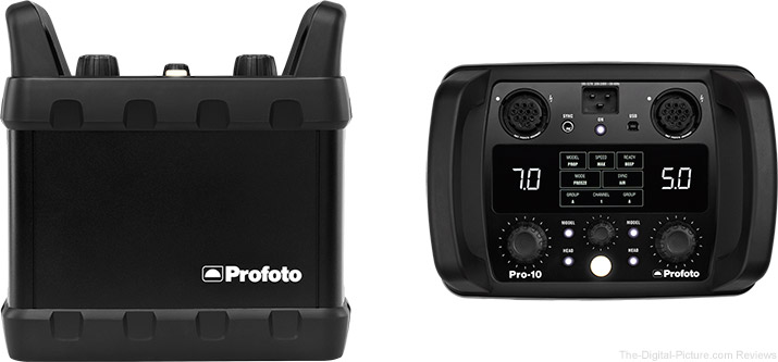 Profoto Announces Pro-10, the World's Fastest Flash