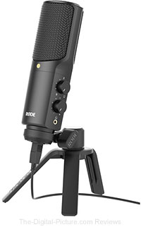 RODE Announces Studio-Ready NT-USB Microphone