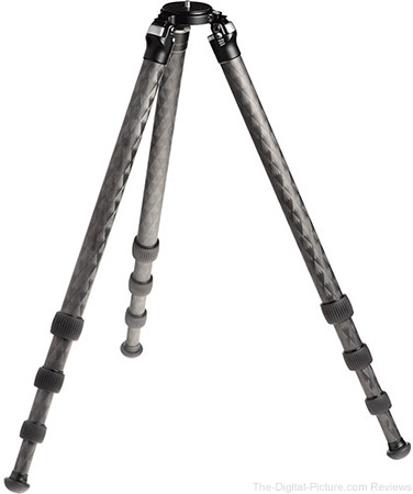 Really Right Stuff TVC-34L Versa Series 3 Carbon Fiber Tripod In Stock at B&H