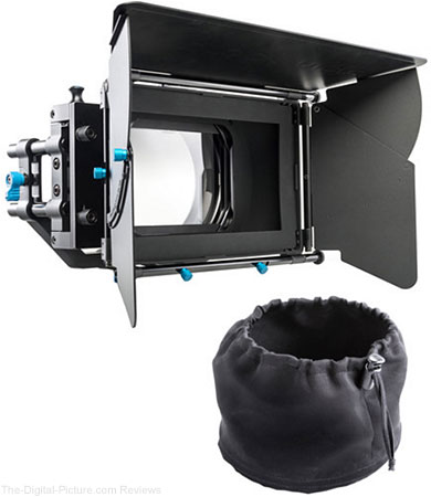 Redrock Micro microMatteBox Deluxe Bundle Kit with Universal Donut - $449.95 Shipped (Reg. $1,024.95)
