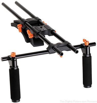 Revo SR-1500 Dual Grip Shoulder Support Rig