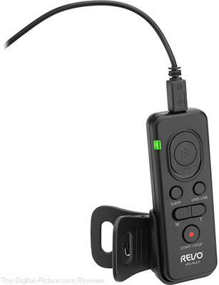 Revo Video & Photo Remote for Select Sony Cameras - $24.95 Shipped (Reg. $39.95)