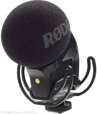 Rode Stereo VideoMic Pro Rycote - $199.00 Shipped (Reg. $299.00)