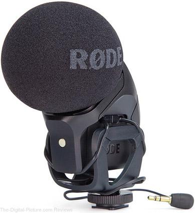 Rode Stereo VideoMic Pro - $159.95 Shipped (Reg. $249.95)