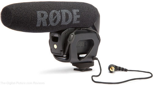 Rode NTG-2 & VideoMic Pro Microphones On Sale at Adorama