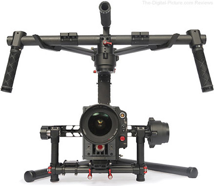 DJI Ronin 3-Axis Brushless Gimbal Stabilizer In Stock at B&H