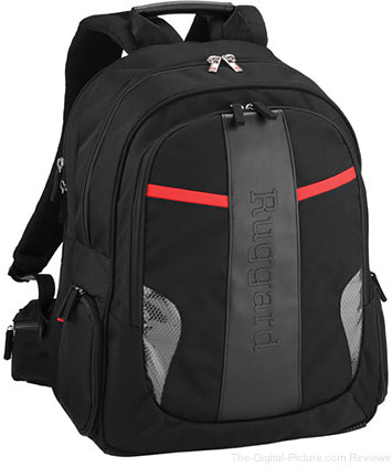 Ruggard Red Series Ruby 33 Tech Backpack - $49.95 Shipped (Reg. $139.95)