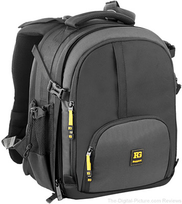 Ruggard Thunderhead 35 DSLR & Laptop Backpack - $59.95 Shipped (Reg. $169.95)