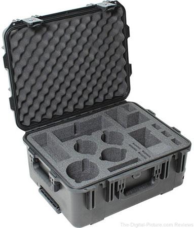 SKB iSeries 3i-19148DSLR Pro DSLR Waterproof Case - $179.99 Shipped (Reg. $279.99)