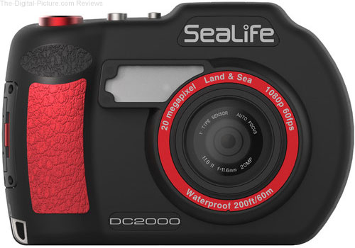 SeaLife Introduces New DC2000 Digital Underwater Camera