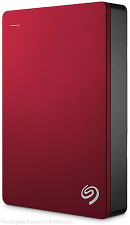 Seagate Introduces World's Largest-capacity Mobile Drive: Meet the Backup Plus 5TB Drive