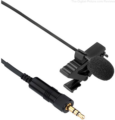 Senal CL6 Omnidirectional Lavalier Microphone - $69.95 Shipped (Reg. $129.95)