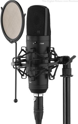 Senal SC-550X Professional Cardioid Condenser Microphone - $89.99 Shipped (Reg. $129.99)