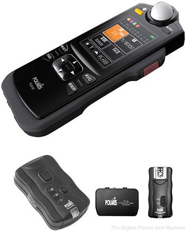 Shepherd/Polaris Karat Flash Meter with Wireless Flash Trigger and Transmitter Kit - $199.95 Shipped (Reg. $464.95)