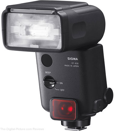 Sigma Announces Electronic Flash EF-630 for Sigma / Canon / Nikon