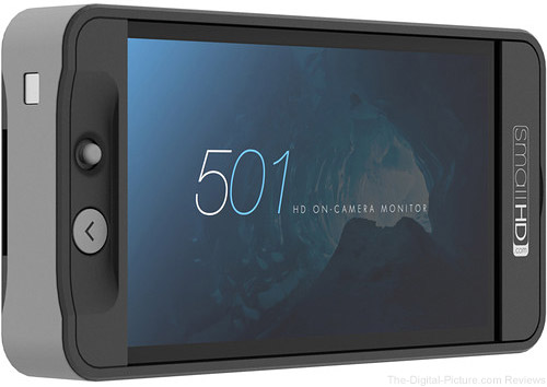 SmallHD 501 HDMI On-Camera Monitor - $599.00 Shipped (Reg $899.00)