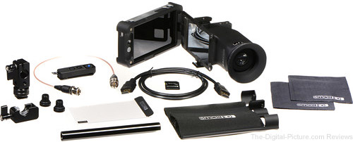 SmallHD Mega Bundle with 502 On-Board Monitor and Accessory Kit - $1,099.00 Shipped (Reg. $1,699.00)