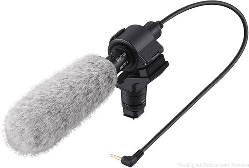 Sony ECM-CG60 Shotgun Microphone - $198.00 Shipped (Reg. $248.00)
