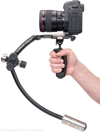Steadicam Merlin 2 Camera Stabilizing System - $169.00 Shipped AR (Reg. $599.00)